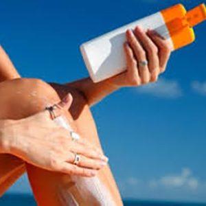Protecție solară pentru corp