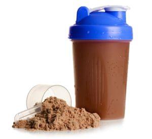 Proteine şi înlocuitori de mese raw bio